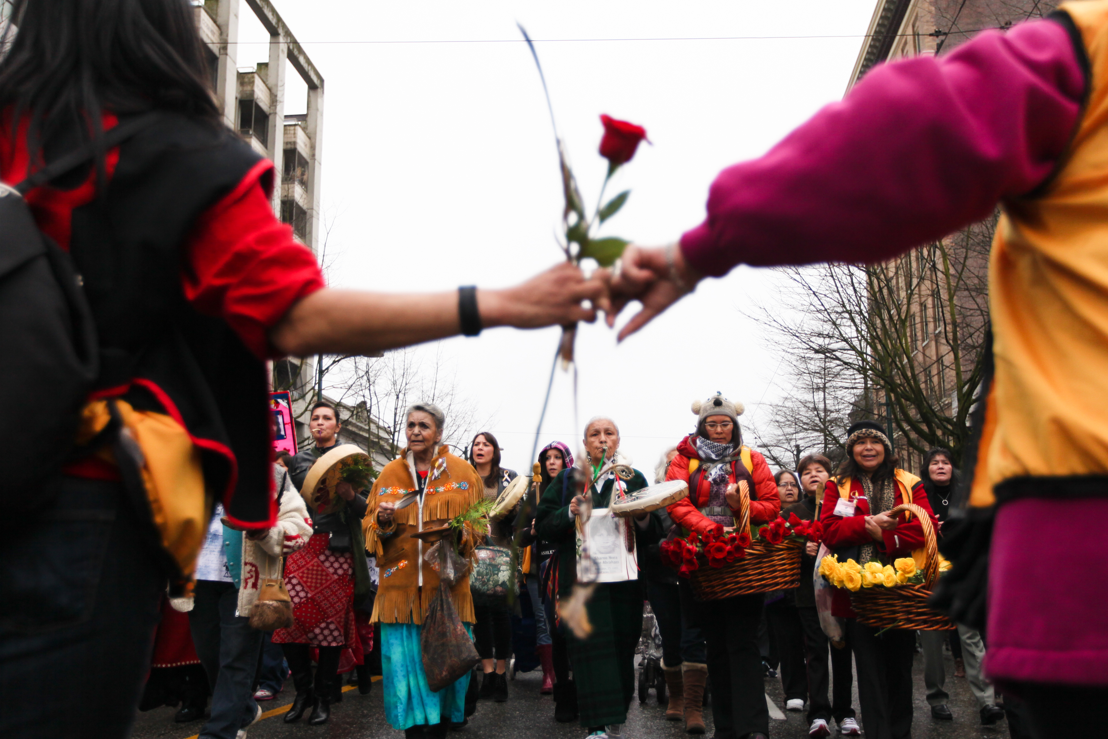 Valentine S Day Women S March Gathers Steam With Human Rights Watch