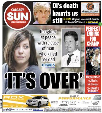 Calgary Sun (cover)
